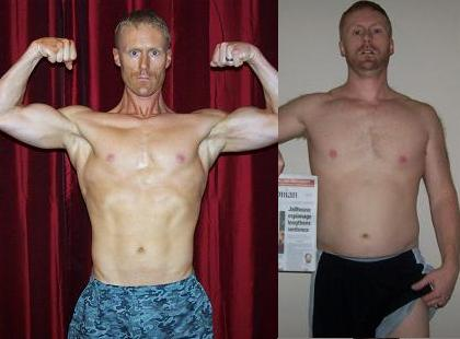 Adonis Index Transformation winner Dan Blunk Front