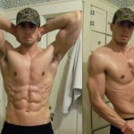 Get Lean First, then Build Muscle