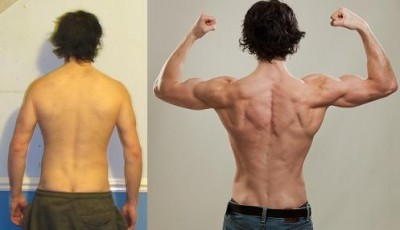 Adonis Index - Andrew back picture