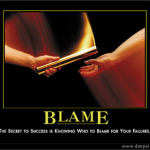 Responsibility vs Blame: Do you know the difference?