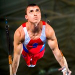 The Illusion of Size – Mens Gymnastics