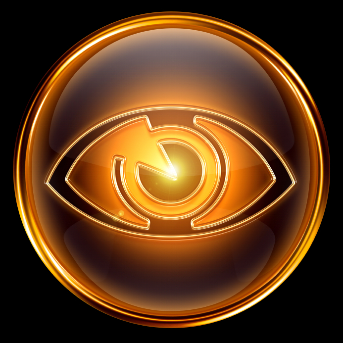 """""""Golden Eye for the Adonis Guy"""" By: Allen Elliott"""