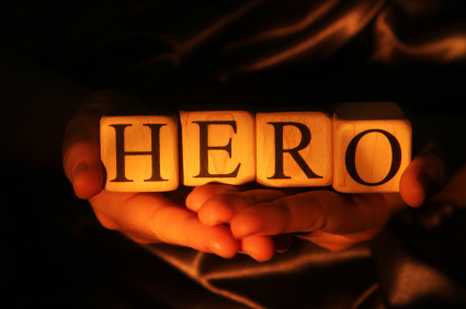 How does Hero Worship skew the reality of our physique goals?