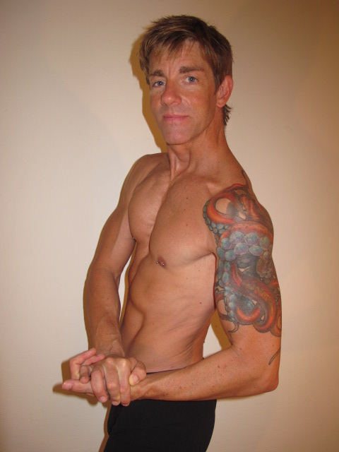 Tim Heaton - AT10 9th Place -Transformation Image