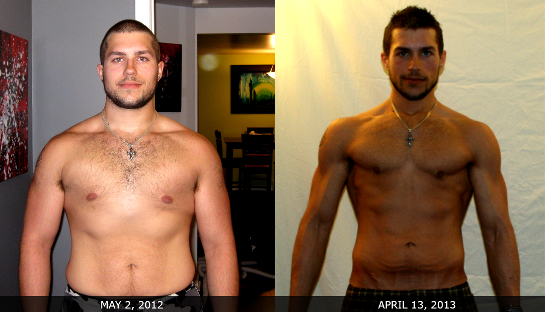 Michael Cerantola - AT10 10th Place - Transformation Image