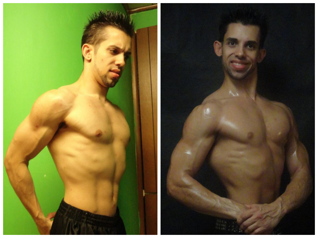 Lance Quenneville - 3rd Place - Side Before/After Photos