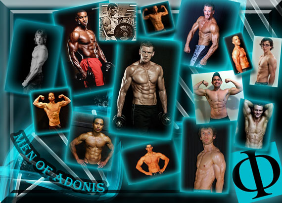 Would you like to achieve the same success as these previous Adonis Transformation contest winners? You definitely can do it too – at any age!