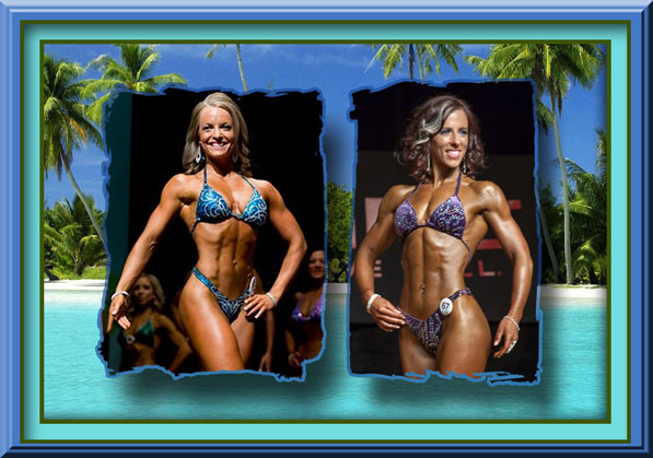 Caroline and Tori are fitness competitors who both got in amazing shape and hit their Venus ratio's. Both had 23-24% body fat in their legs yet 5-7% in their upper body. The main thing here is everyone, depending on their genetics and heredity, will compartmentalize fat differently on their body. You can't compare yourself to others.
