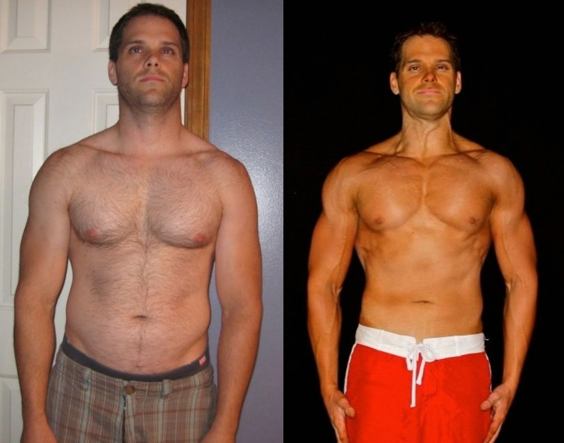 Tyson Harker - AT 12-  9th Place - Front Before/After Photos
