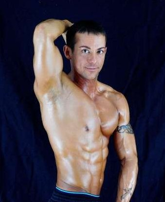 Chad Frakes - AT 12 Transformation Image