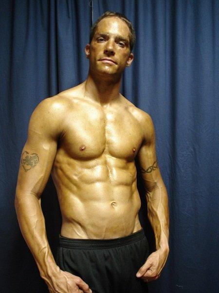 Keith Coomes - AT 12 Transformation Image