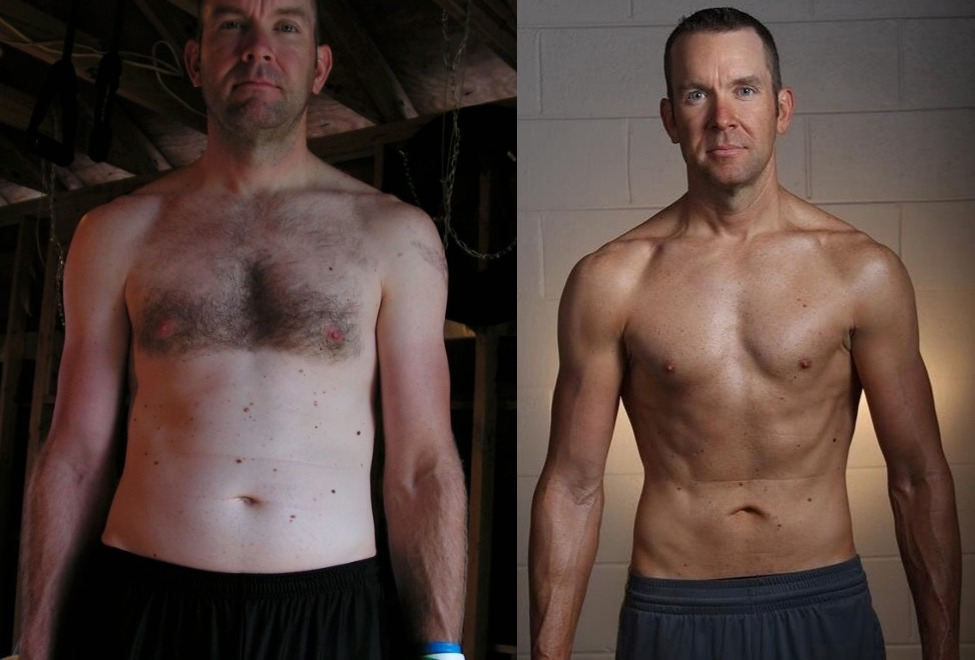 Joseph Riggs- AT12 10th Place - Front Before/After Photos