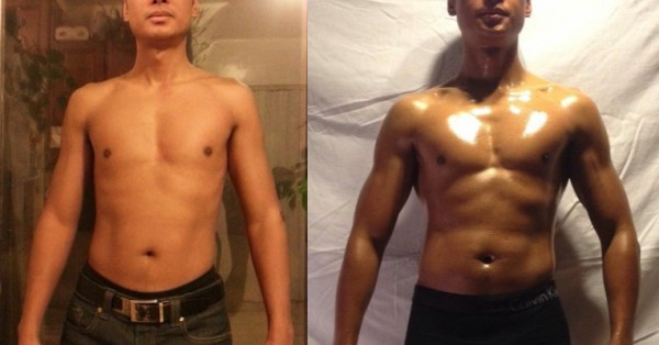 Noel Sibayan - AT-14 - 9tth Place - Front Before/After Photos
