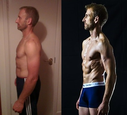 Jon McManus - AT12 - 3rd Place - Side Before/After Photos
