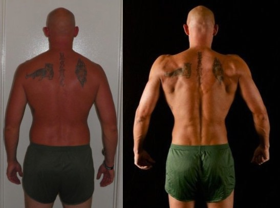 Tyler Ellis-  - AT12 - 5th Place - Back Before/After Photos