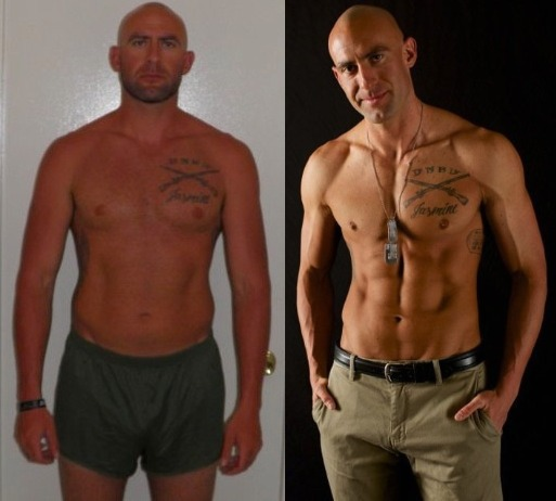 Tyler Ellis-  - AT12 - 5th Place - Front Before/After Photos