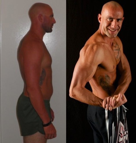 Tyler Ellis-  - AT12 - 5th Place - Side Before/After Photos