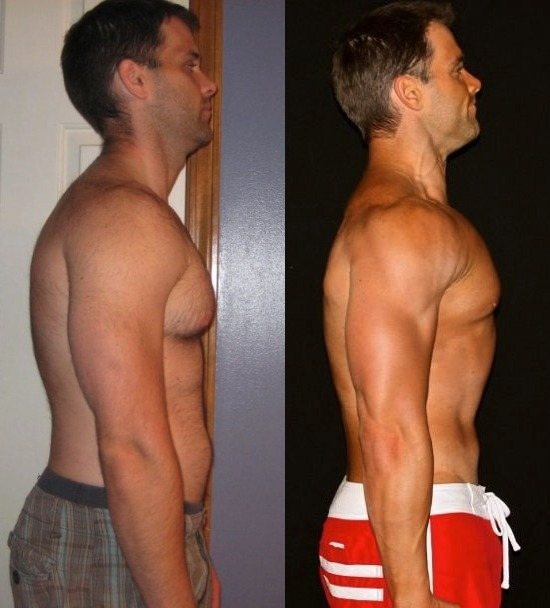 Tyson Harker -  AT12 - 9th Place - Side Before/After Photos