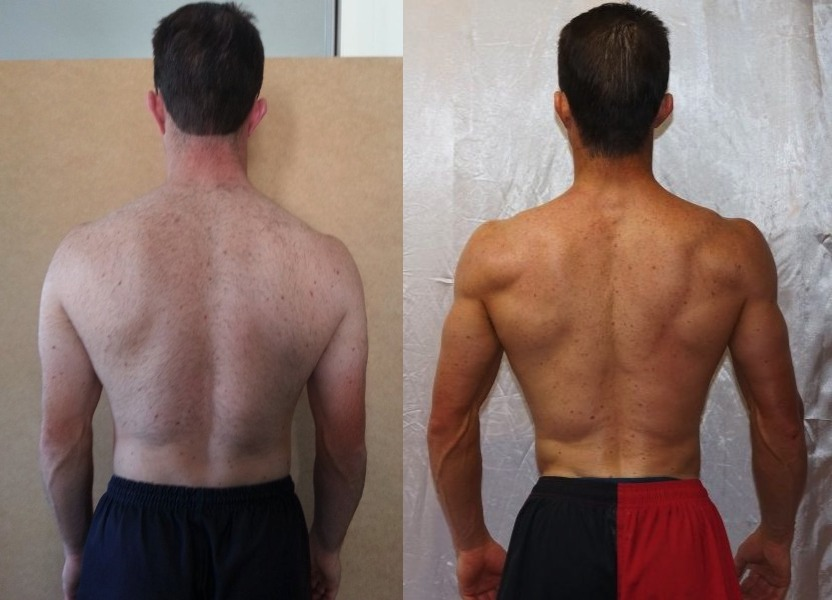 Stuart Barton - AT13 - 1st Place - Back Before/After Photos