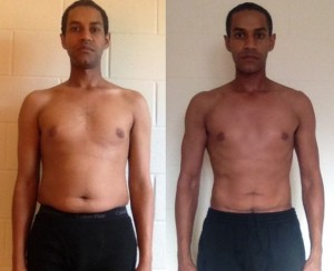 Ream Kidane - AT14 8th Place - Front Before/After Photos