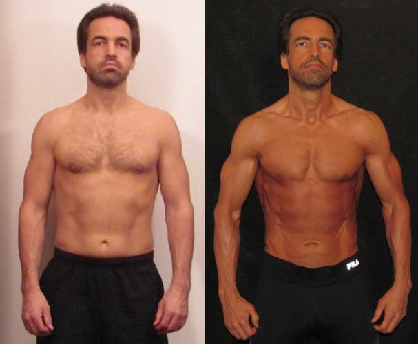 Ryan Law 1st Place - Front Before/After Photos