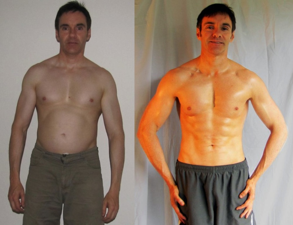 John Macris AT13- 8th Place - Front Before/After Photos