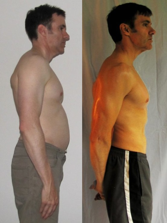 John Macris AT13- 8th Place - Side Before/After Photos