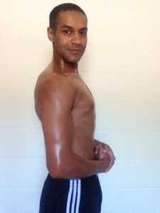 Ream Kidane - AT14 8th Place - Transformation Image