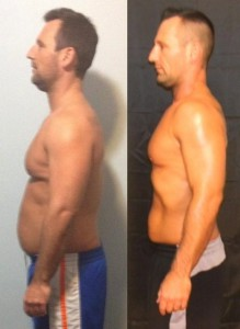 Jim Ferneyhough - AT14 4th Place - Side Before/After Photos