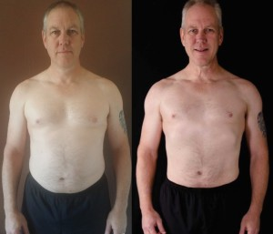 Keith Barrows - Front Before/After Photos