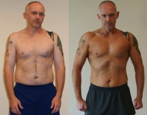 Rodger Carter - Front Before/After Photos