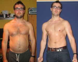 Ronald Wagner - Front Before/After Photos