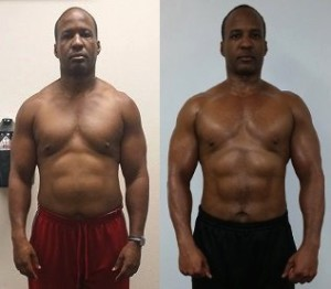 Steve McDaniel - Front Before/After Photos