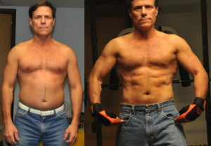 Chris Dugas - Front Before/After Photos