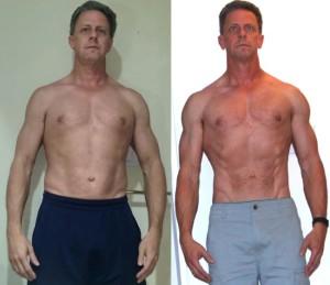 Ronald Franzen - Front Before/After Photos