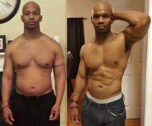 Torrey Hambrick - Front Before/After Photos