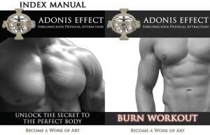 Adonis Index Origins:  How I began my journey into the Adonis Lifestyle.
