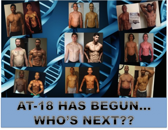 The 18th Adonis Transformation contest (AT-18) starts today!