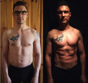Darren Edman  - Front Before/After Photos