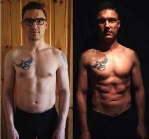 Darren Edman - Front Before/After Photos