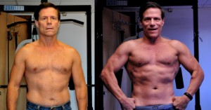 Christopher Dugas: Front Before and After Photos