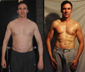 John Macris: Front Before and After Photos