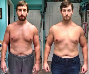 Michael Hepner: Front Before and After Photos