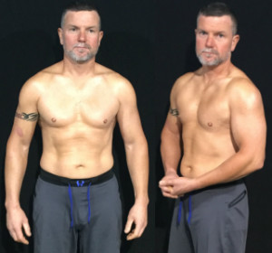 Kenneth Storck: Front Before and After Photos