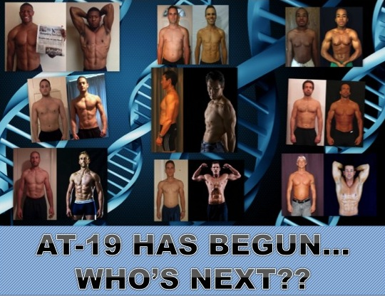 The 19th Adonis Transformation contest (AT-18) starts today!